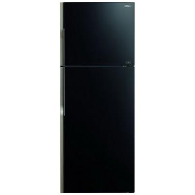 Холодильник Hitachi R-VG472 PU3 GGR графитовое стекло