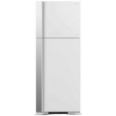 Холодильник Hitachi R-VG542 PU3 GPW белое стекло