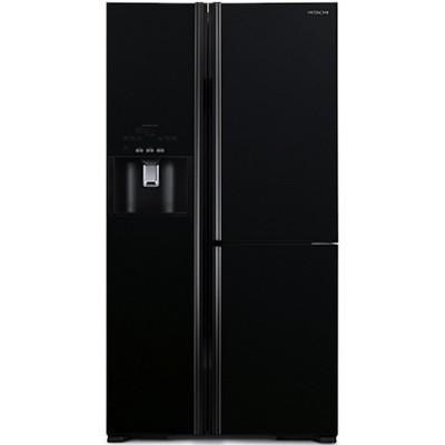 Холодильник Hitachi R-M702 GPU2 GBKчерное стекло