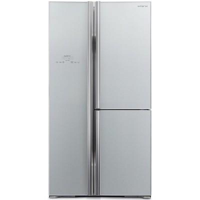Холодильник Hitachi R-M702 PU2 GS серебристое стекло