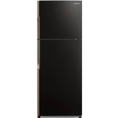 Холодильник Hitachi R-VG472 PU3 GBK черное стекло