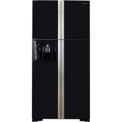 Холодильник Hitachi R-W722 FPU1X GGR графитовое стекло