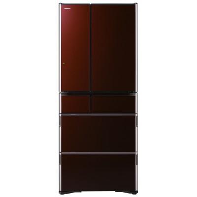 Холодильник Hitachi R-G 630 GU XT темно-коричневый кристалл