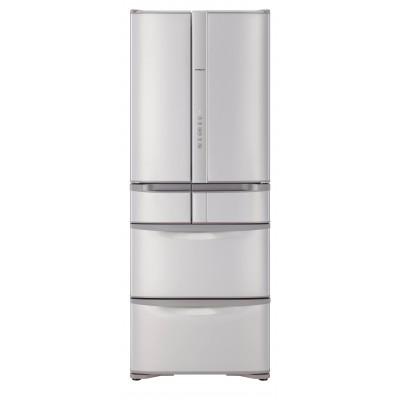 Холодильник Hitachi R-SF 48 GU SN нержавеющая сталь